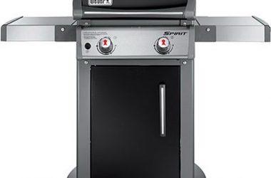 Weber 46110001 Spirit E210 Liquid Propane Gas Grill