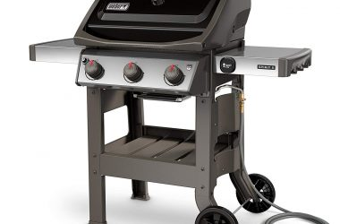 Weber 49010001 Spirit II E-310 Outdoor Gas Grill