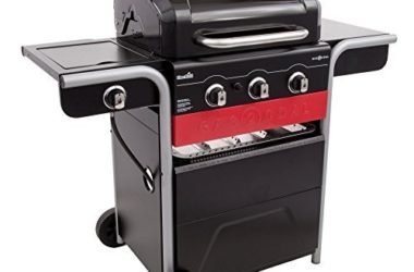 black cooking grill