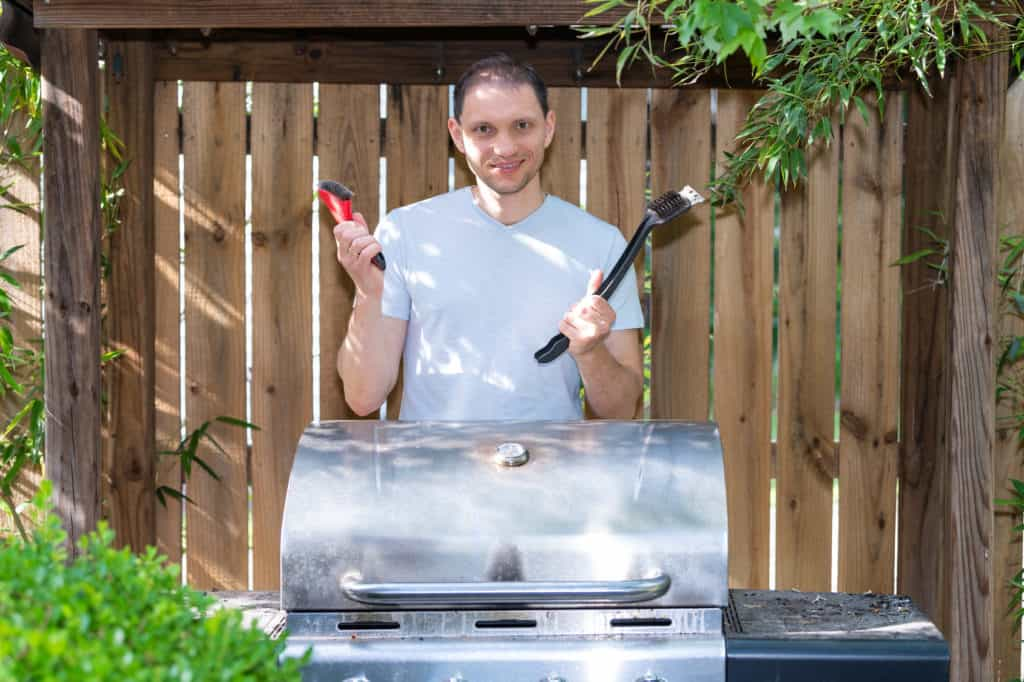 Cleaning Your Grill at the Start or End of the Season